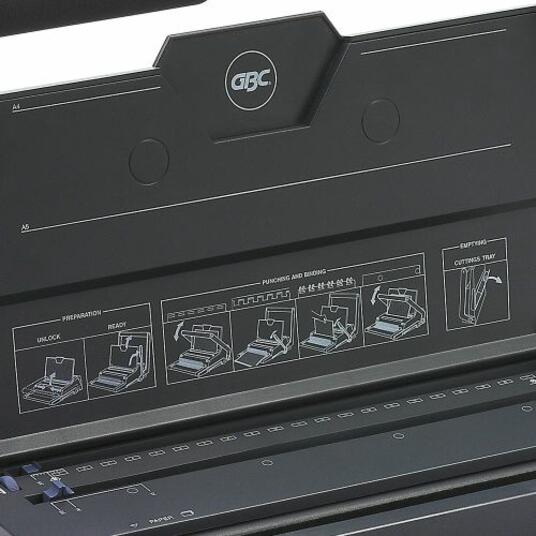 GBC Rilegatrice Multifunzione Multibind 320 - 3