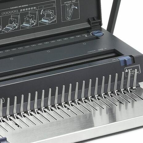 GBC Rilegatrice Multifunzione Multibind 320 - 4