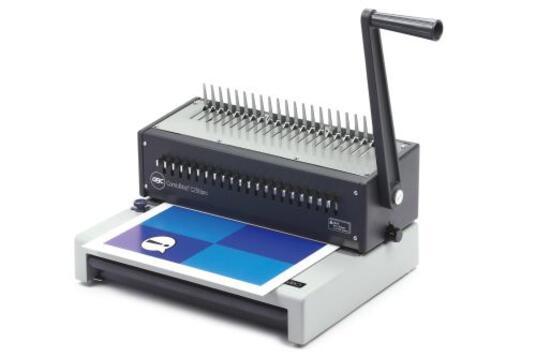 GBC Rilegatrice Ad Anelli Plastici CombBind C250Pro - 2
