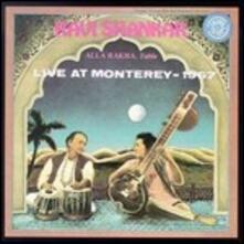 Live At Monterey 1967 - CD Audio di Ravi Shankar
