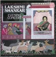 Evening Concert - CD Audio di Lakshmi Shankar