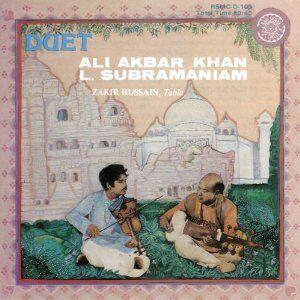 CD Duet di Ali Akbar Khan