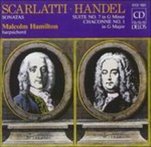 Sonate K516, 429, 380, 27, 206, 159, 239, 450, 474, 11, 14, 545, 234, 119 - CD Audio di Domenico Scarlatti