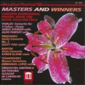 Variazioni su Un Tema Rococò Op.33 - CD Audio di Pyotr Il'yich Tchaikovsky