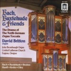 CD Composizioni Del Barocco Tedesco