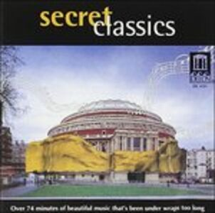 CD Secret Classics