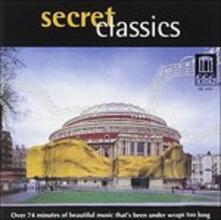 Secret Classics - CD Audio