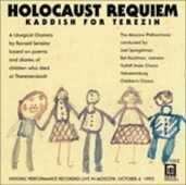 CD Holocaust Requiem - Kaddish for Terezin Ronald Senator