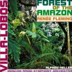 CD Forest of the Amazon, Poema Sinfonico per Solo, Coro e Orchestra di Heitor Villa-Lobos