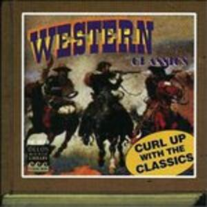 CD Western Classics - Hoe Down, An Outdoor di Aaron Copland