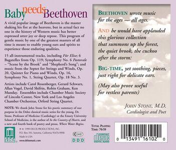 CD Baby Needs Beethoven di Ludwig van Beethoven 1