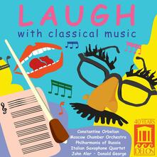 Laugh With - CD Audio