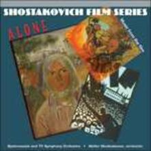 Alone (Colonna sonora) - CD Audio di Dmitri Shostakovich
