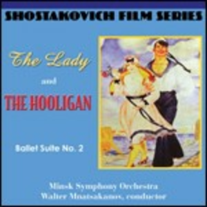 CD The Lady and the Hooligan di Dmitri Shostakovich