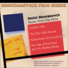 Golden Hills-Silly Little - CD Audio di Dmitri Shostakovich