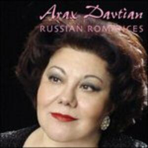 CD Russian Romances - Due Canzonette Italiane. n.2 Alla Cetra di Mikhail Ivanovic Glinka