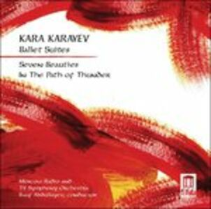 CD Seven Beauties, in the Path of Thunder di Kara Karayev