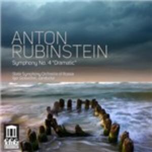 Sinfonia n.4 - CD Audio di Anton Rubinstein