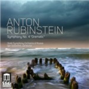 CD Sinfonia n.4 di Anton Rubinstein