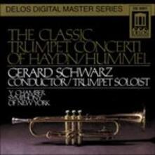 Concerto per Tromba in Mi Bemolle Maggiore Hob.viie.1 - CD Audio di Franz Joseph Haydn,Gerard Schwarz