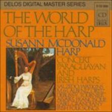 The World of the Harp - CD Audio