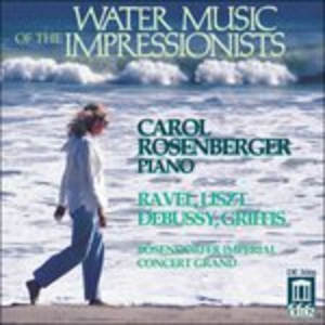 CD Water Music Of The..
