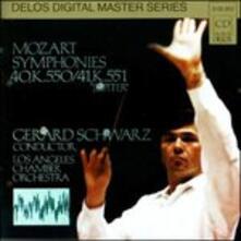 Sinfonie n.40, n.41 - CD Audio di Wolfgang Amadeus Mozart
