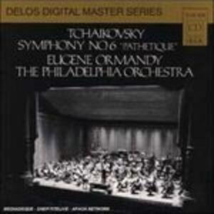 CD Sinfonia n.6 di Pyotr Il'yich Tchaikovsky
