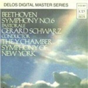 CD Sinfonia n.6 di Ludwig van Beethoven