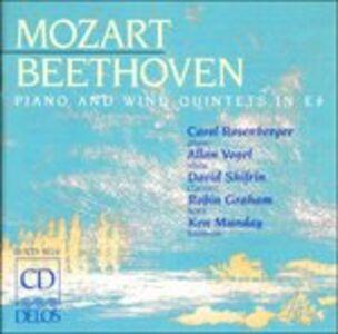 CD Quintetto per Pianoforte e Fiati K 452 di Wolfgang Amadeus Mozart