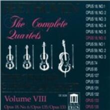 Quartetti per archi n.6, n.16 - Grande Fuga op.133 - CD Audio di Ludwig van Beethoven,Orford String Quartet