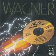 Brani orchestrali (Selezione) - CD Audio di Richard Wagner,Gerard Schwarz,Seattle Symphony Orchestra