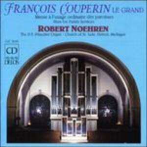 Messe à l'usage ordinaire des paroisses - CD Audio di François Couperin