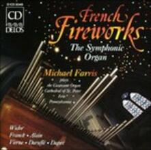 French Fireworks - the Symphonic Organ - CD Audio