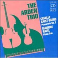 Trio per Pianoforte n.2 Op.92 - CD Audio di Camille Saint-Saëns