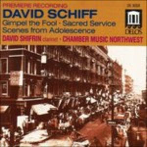 CD Divertimento from Gimpel the Fool - Sacred Service Suite di David Schiff