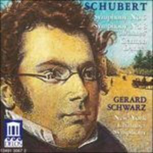 Sinfonie n.5, n.8 - CD Audio di Franz Schubert