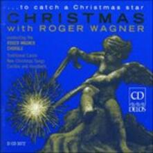 Christmas with Roger Wagner - CD Audio
