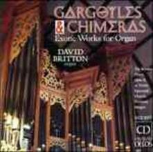 Gargoyles and Chimeras - CD Audio
