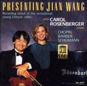 CD Sonate per Violoncello Op.3 Polacca Brillante, Op.65 di Fryderyk Franciszek Chopin
