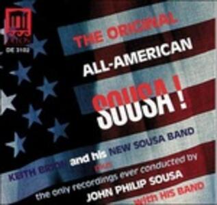 Marce famose - CD Audio di John Philip Sousa
