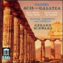 Acis e Galatea - CD Audio di Georg Friedrich Händel