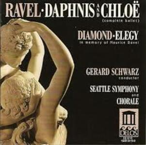 Daphnis Et Chloé - CD Audio di Maurice Ravel,Gerard Schwarz,Seattle Symphony Orchestra