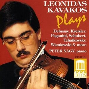 Musica per Violino - CD Audio di Leonidas Kavakos