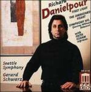 CD First Light, the Awakened Heart, Sinfonia n.3 di Richard Danielpour