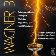 Arie d'opera - CD Audio di Richard Wagner