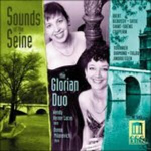 CD Sounds of the Seine