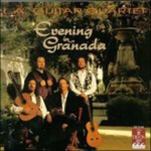 Evening in Granada - CD Audio