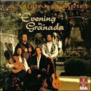 CD Evening in Granada