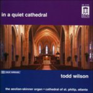 CD In a Quite Cathedral